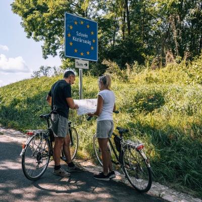 Elektromos bicikli túra a Szlovén-Rábavidékre