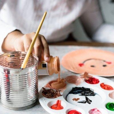 Sommer-Kunsthandwerkerkreis für Kinder