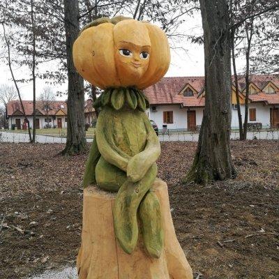 Kürbis und Märchenfestival in Moravske