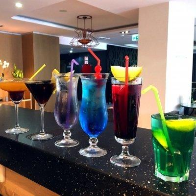 Superhero Cocktails