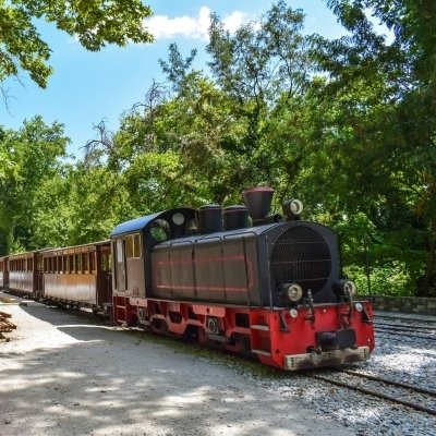 Season opening at the State Forest Railroad of Csömödér