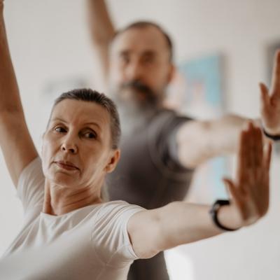 Gymnastics for Seniors