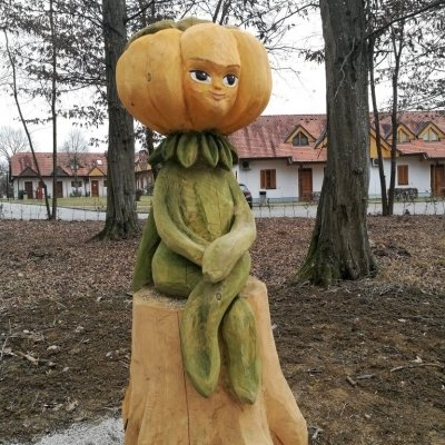 Pumpkin and Cartoon Festival in Moravske Toplice
