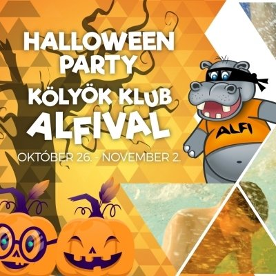 Halloween Party Alfival