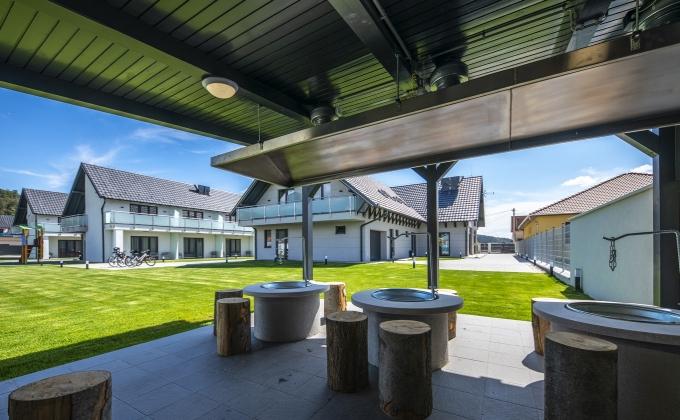 Villa Cuvée Egerszalók - Bográcsozási lehetőség
