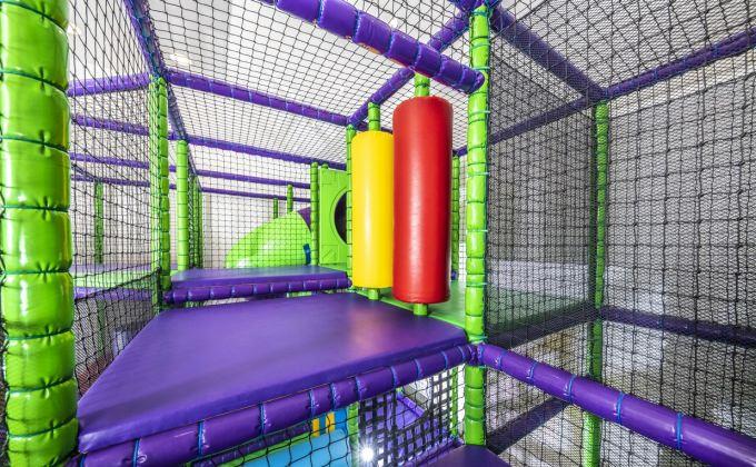 Villa Cuvée Egerszalók - Indoor Playground