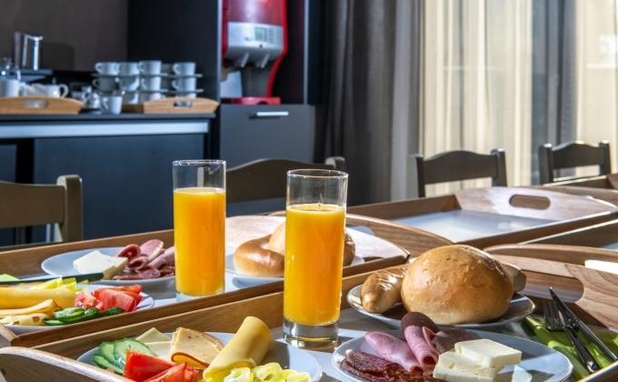 Villa Cuvée Egerszalók - Kontinentális reggeli