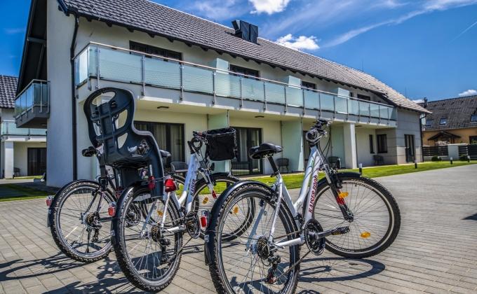 Villa Cuvée Egerszalók - Kerékpárkölcsönzés