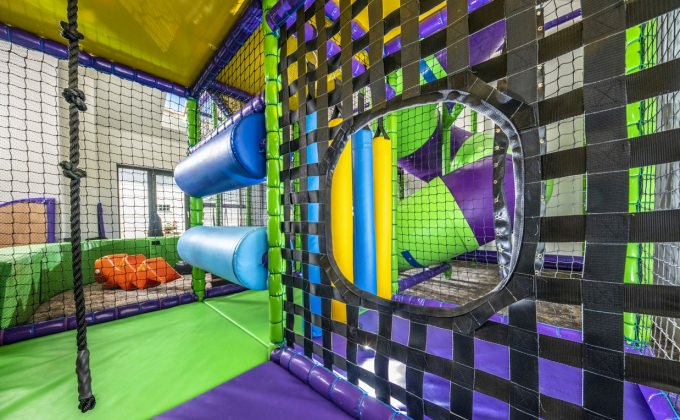 Villa Cuvée Egerszalók - Indoor Plaground