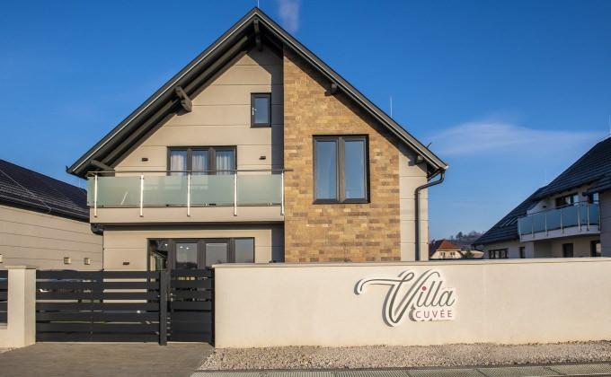 Villa Cuvée - child-friendly accommodation in Egerszalók