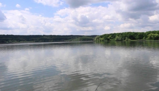 The lake of Egerszalók