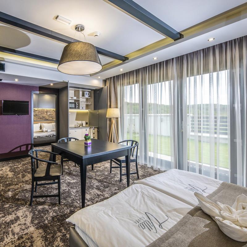 Villa Cuvée Egerszalók - Családi szoba