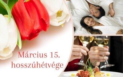 Március 15. Ünnepi ajánlat