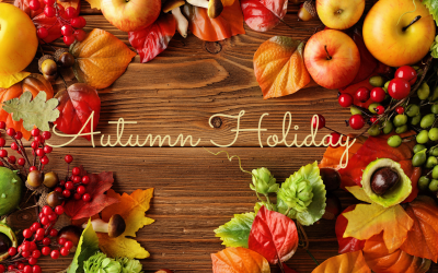 Autumn Holiday package
