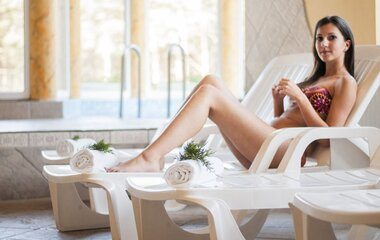 Wellness és Spa - Relaxáció szállodánk vízi világában