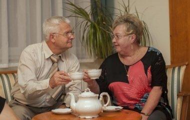 Idilli nyugdíjas hétköznapok