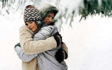 Titkos téli romantika az Őrségnél