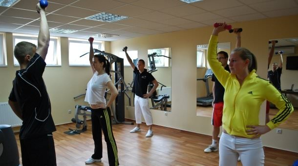 Fitness terem