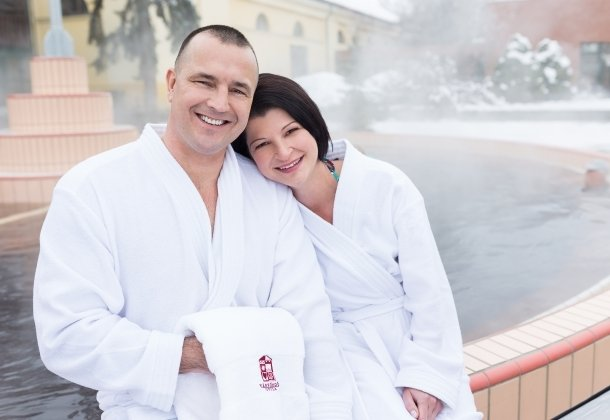 Wellness Offer with Castle Spa ticket from 2 nights