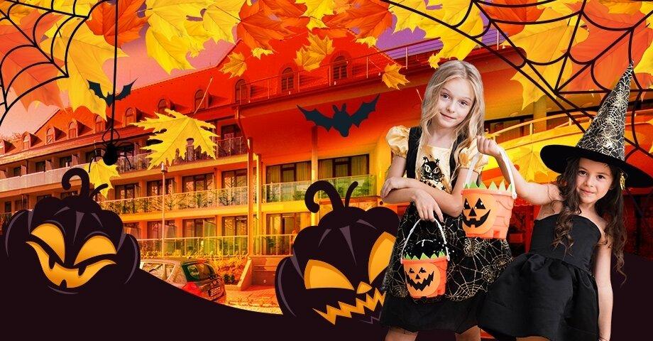 Halloweeni őszi hétvége min. 2 éj