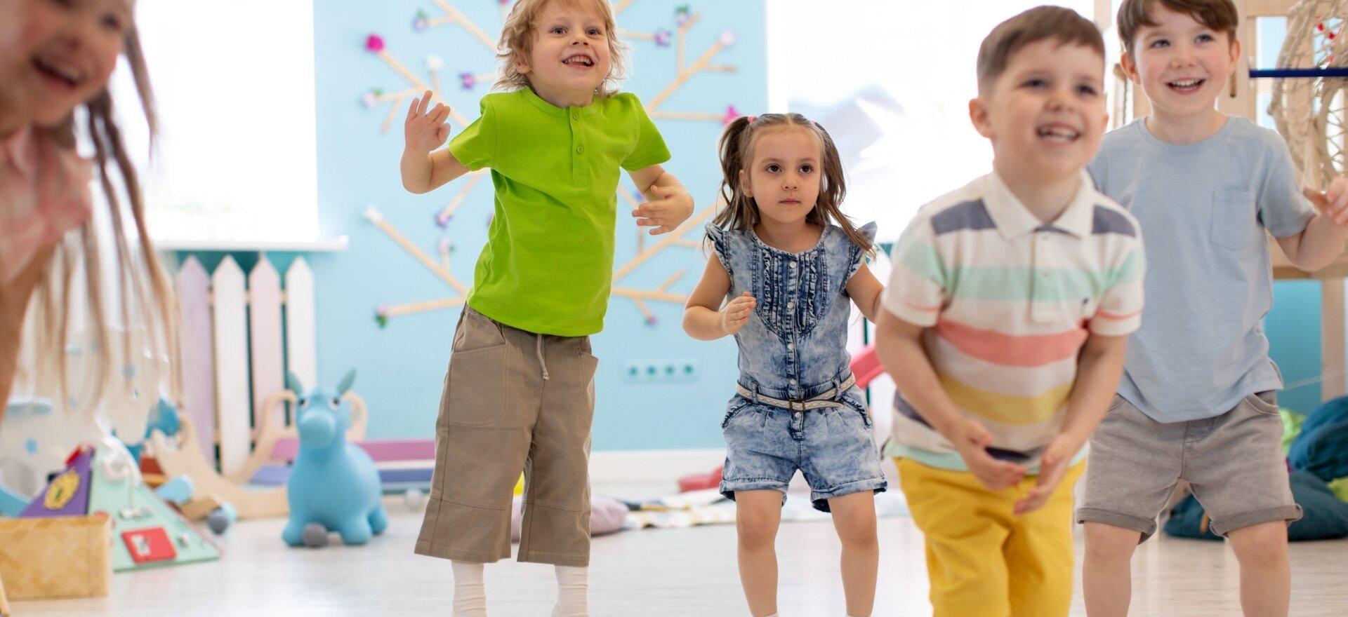 Just Dance a Játszószobában