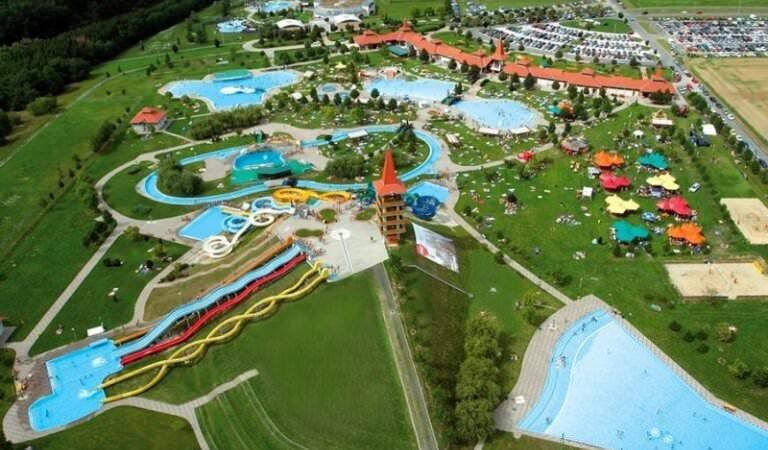 AquaCity Vízicsúszda és Élménypark