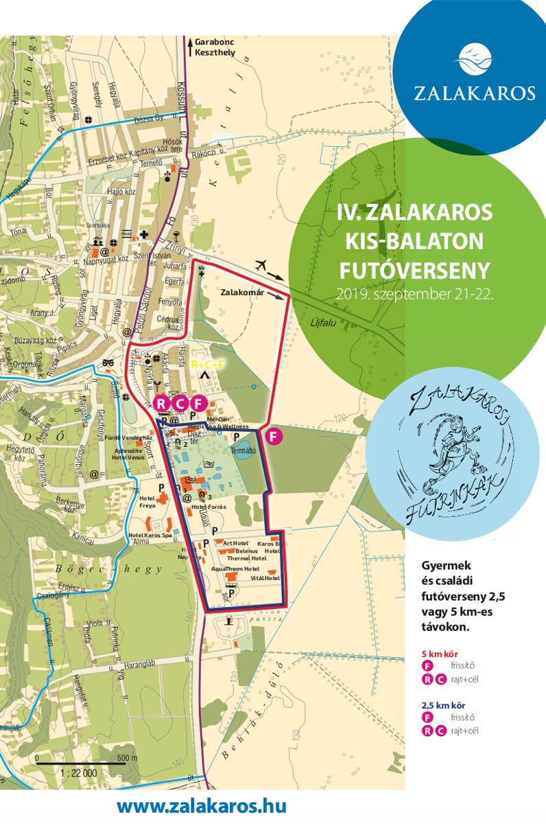 2,5 és 5km