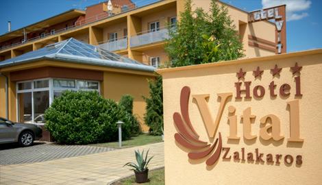 Hotel Vital**** - Zalakaros
