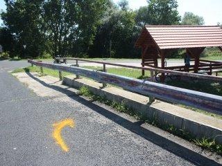 Útvonal: 23. Frissítő - Kanyarodás a Kis- Balaton kerékpárútra