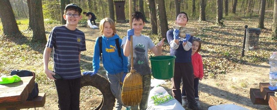 Önkéntesek a tiszta városért