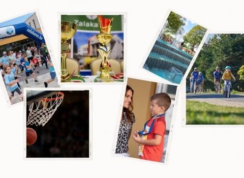 Augusztus végétől a sporté a főszerep