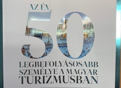 Zalakaros polgármestere a TOP 50-ben