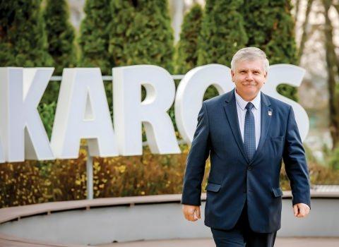 Zalakaros polgármestere a TOP 10-ben