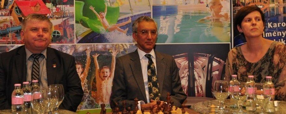 Sakkfesztivál, erős indiai mezőnnyel