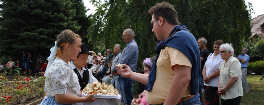 A magyarok kenyere is nemzeti összetartozást fejez ki