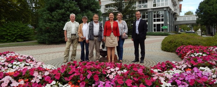 Virágos Magyarország - Zalakaros is versenyben