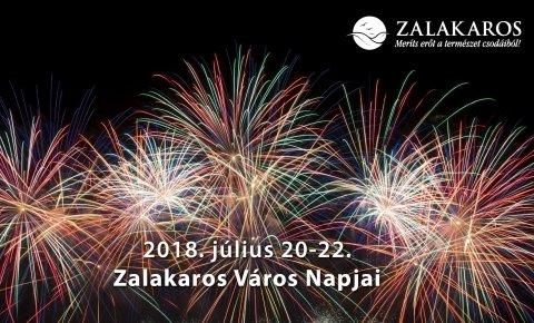 Zalakaros Város Napjai 2018