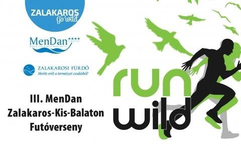 III. MenDan Zalakaros-Kis-Balaton Futóverseny