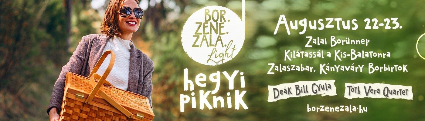 Bor.Zene.Zala. - Light