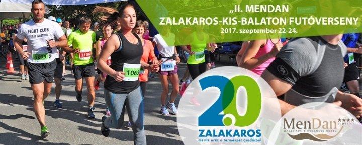II. MenDan Zalakaros-Kis-Balaton futóverseny