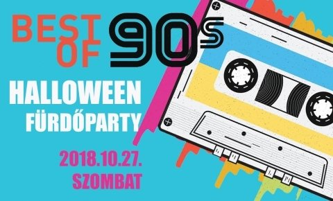 Best of 90's Halloween Party