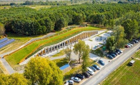 Kis-Balaton Látogatóközpont