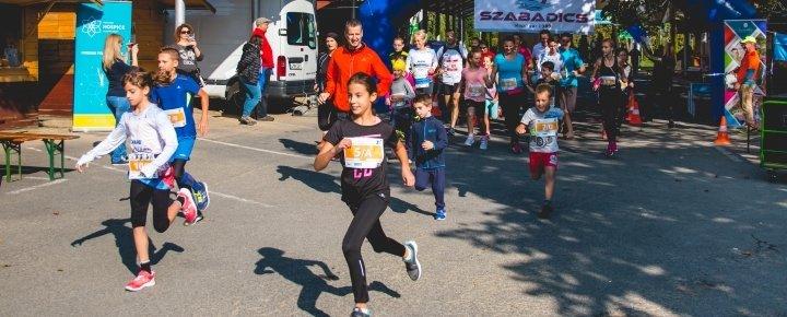 ZOBORI KID'S RUN Gyermek és családi futóverseny