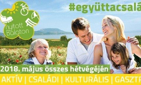 """Nyitott Balaton"" idén is!"