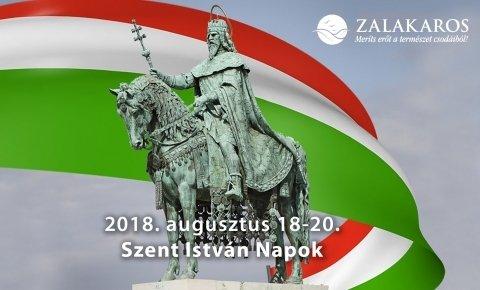 Szent István Napok 2018