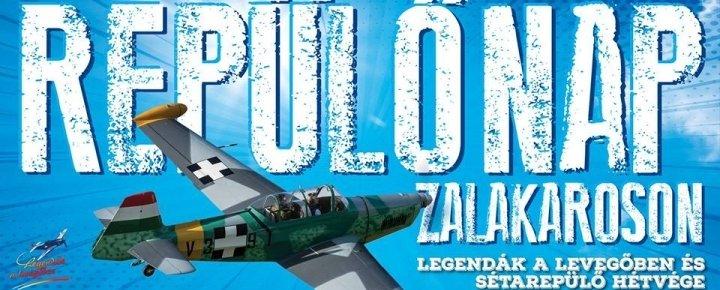 Repülőnap Zalakaroson