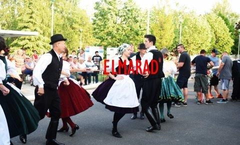 Majális hétvége - ELMARAD