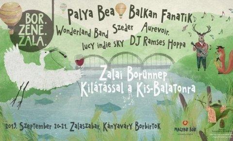 Bor - zene - Zala