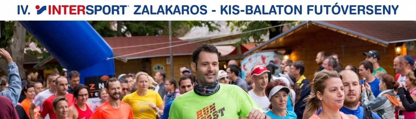 IV. Intersport Zalakaros - Kis-Balaton Futóverseny
