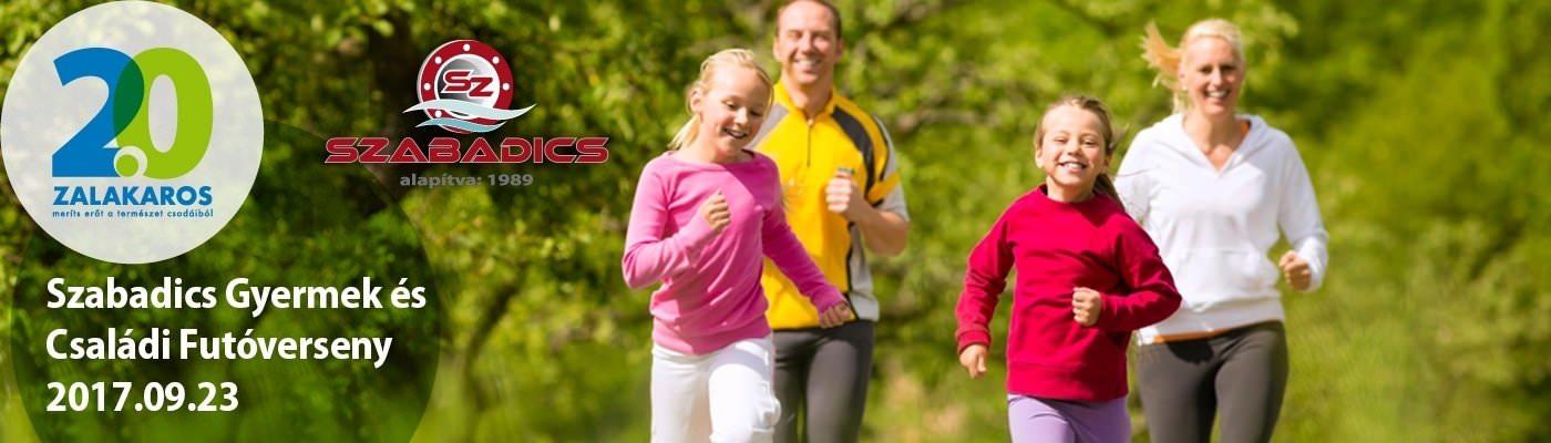 Szabadics Gyermekverseny